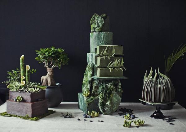 Торты в естественной среде обитания торт, кондитер, кондитерские изделия, тренд, длиннопост, Трипофобия