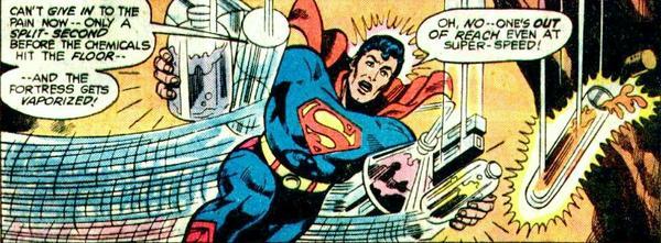 Знакомство с комиксами: Мистика и химия Супергерои, Dc comics, Супермен, Магия, Вещества, Комиксы-Канон, Длиннопост