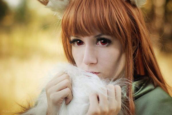 Horo\Holo cosplay Косплей, косплей по аниме, аниме, волчица и пряности, spice аnd wolf, Horo, Holo, длиннопост