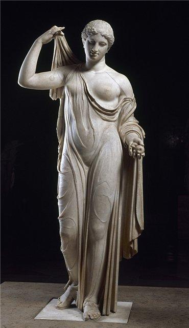 Античная скульптура.