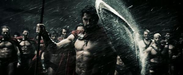"""300 спартанцев или """"модератор просит помощи"""" Модератор, Модератор следит за тобой"""