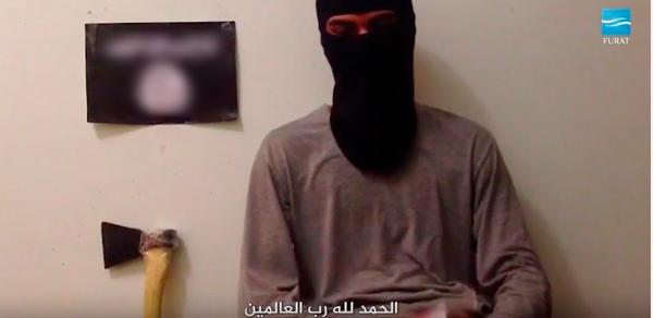 Подконтрольное ИГ информагентство опубликовало видеообращение террориста из Сургута терроризм, террористы, Сургут, Политика