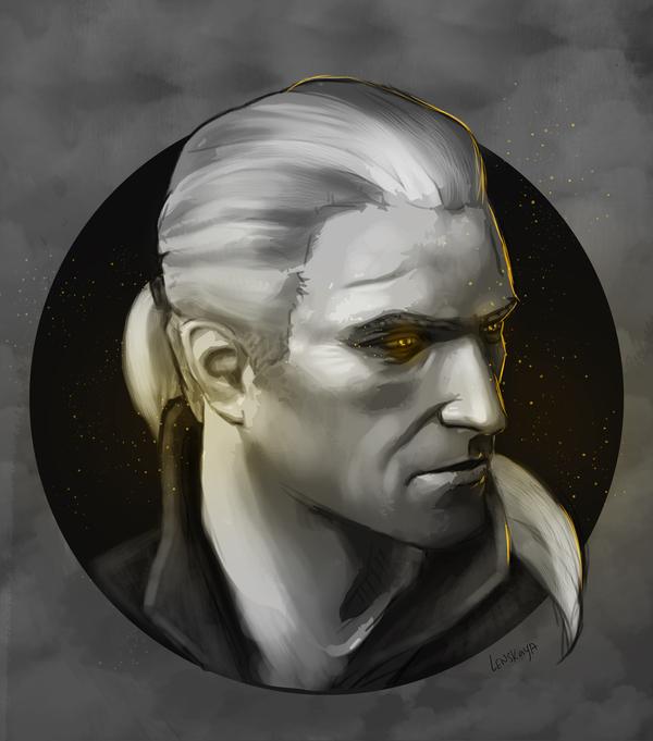 Геральт из Ривии Ведьмак, ведьмак 3, Геральт из Ривии, The Witcher 3:Wild Hunt, game art