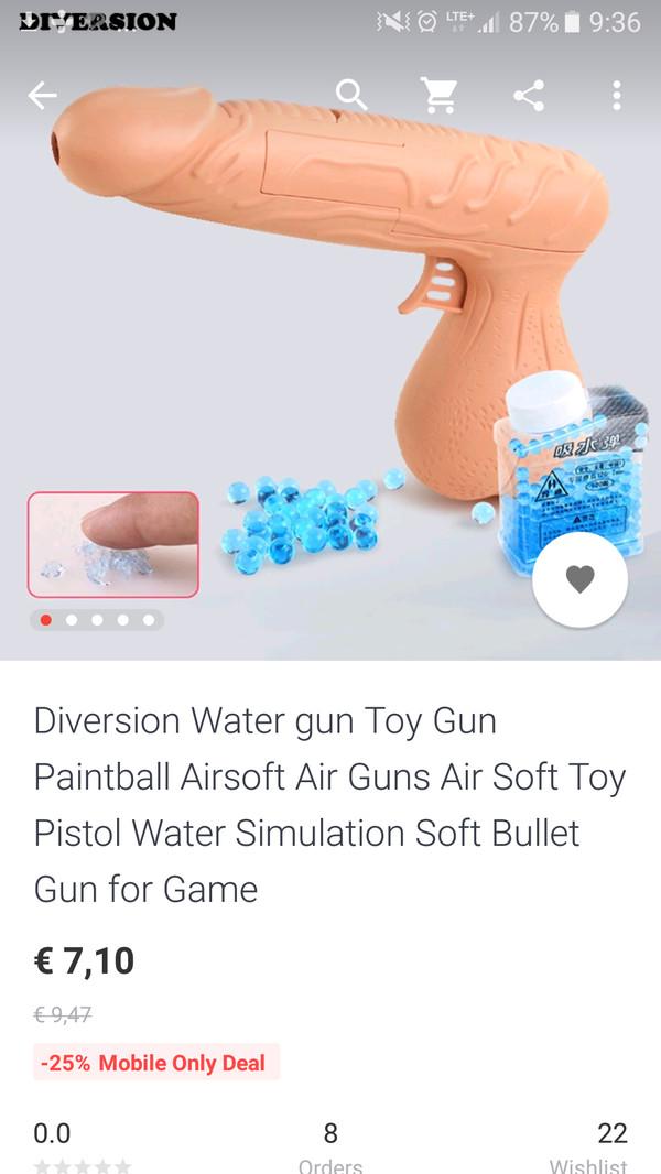 Хреновый какой то пистолет Оружие, все для детей, aliexpress