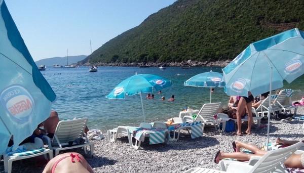 Отдых Отдых, Пляжный отдых