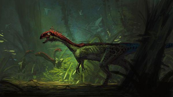 Установлено переходное звено между хищными и растительноядными динозаврами палеоновости, палеонтология, копипаста, Эволюция, наука, длиннопост