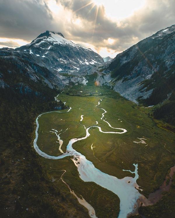 Британская Колумбия, Канада