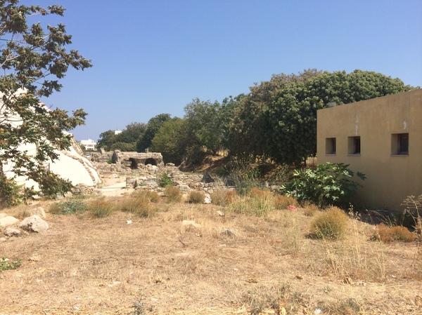 Несколько слов об острове Кос Греция, туризм, длиннопост, отдых