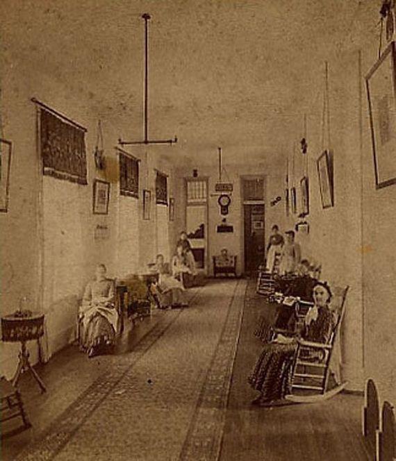 Подборка фото пациентов психиатрических больниц (и не только) психиатрия, психиатрическая больница, ПНД, длиннопост