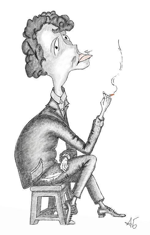 Сказка про поэта с уклоном в людоедство Поэзия, Поэтлюдоед, Психология поэта, длиннопост