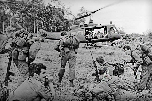 10 фактов о войне во Вьетнаме. Длиннопост Длиннопост, Локальные конфликты, Вьетнам, США, Война