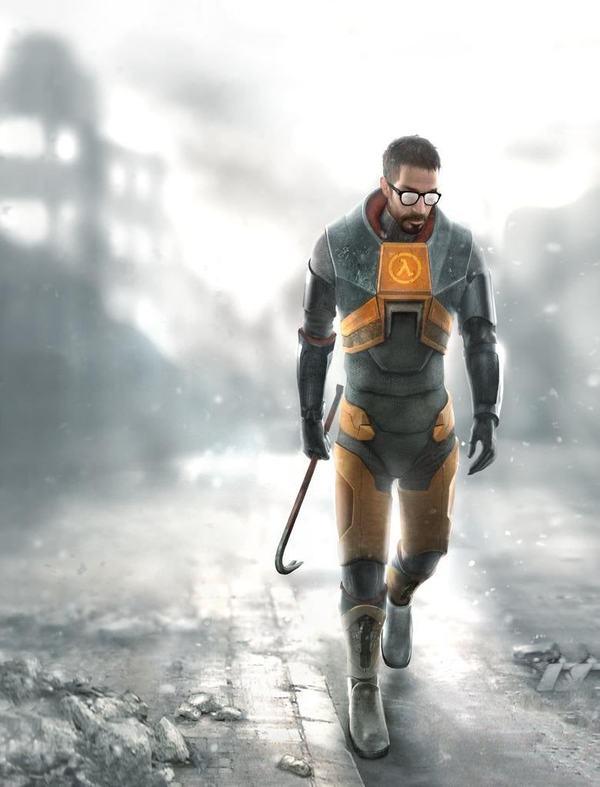 Опубликован сюжет третьего эпизода Half-life Half-Life, Marc Laidlaw, Сюжет третьего эпизода