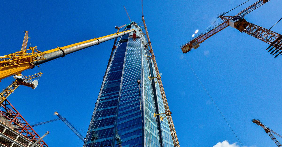 свои фото стройка небоскребов проведении