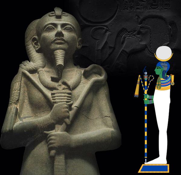 Лунный скиталец, львиноголовая, открыватель путей и другие боги Египта Древний Египет, мифология, храм, фараон, египтология, история, археология, длиннопост