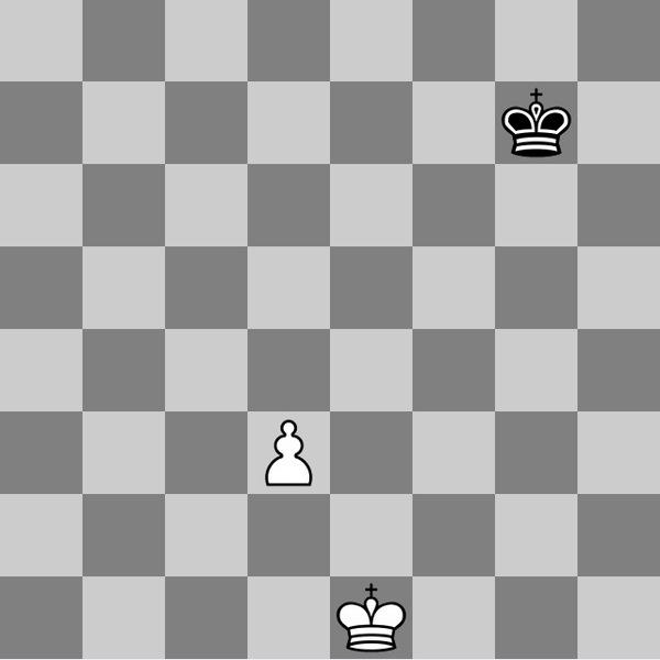 Шахматы - Основы эндшпиля #1 Шахматы, Эндшпиль, Длиннопост