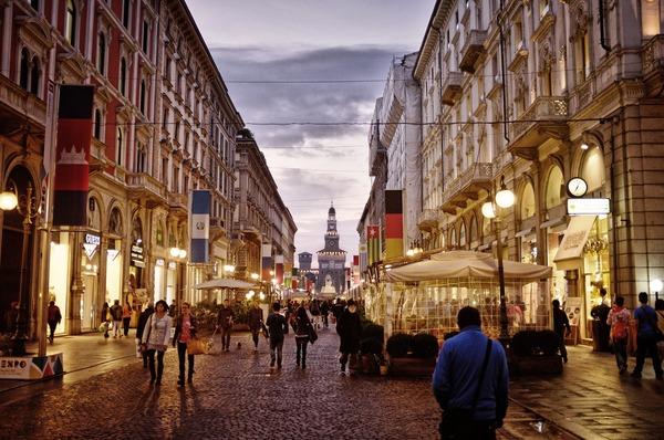 Неделя в Италии - 2017 (Милан) Милан, Италия, Путешествия, Длиннопост