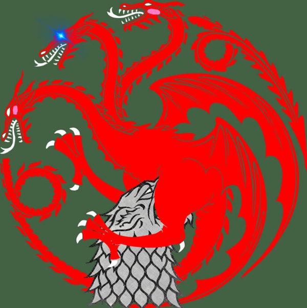 Новый герб дома Таргариен