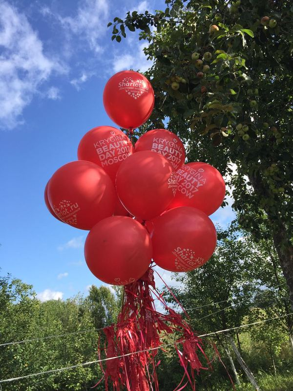 То чувство, когда воздушные шары путешевствуют больше,чем ты Шарик, Путешествия