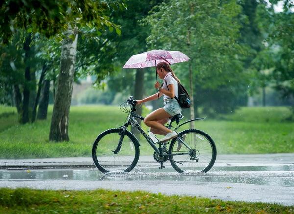 Когда и дождь не помеха