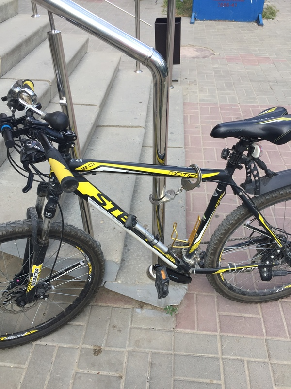 Тросик повышенной безопасности Велосипед, Наручники, Безопасность, Длиннопост