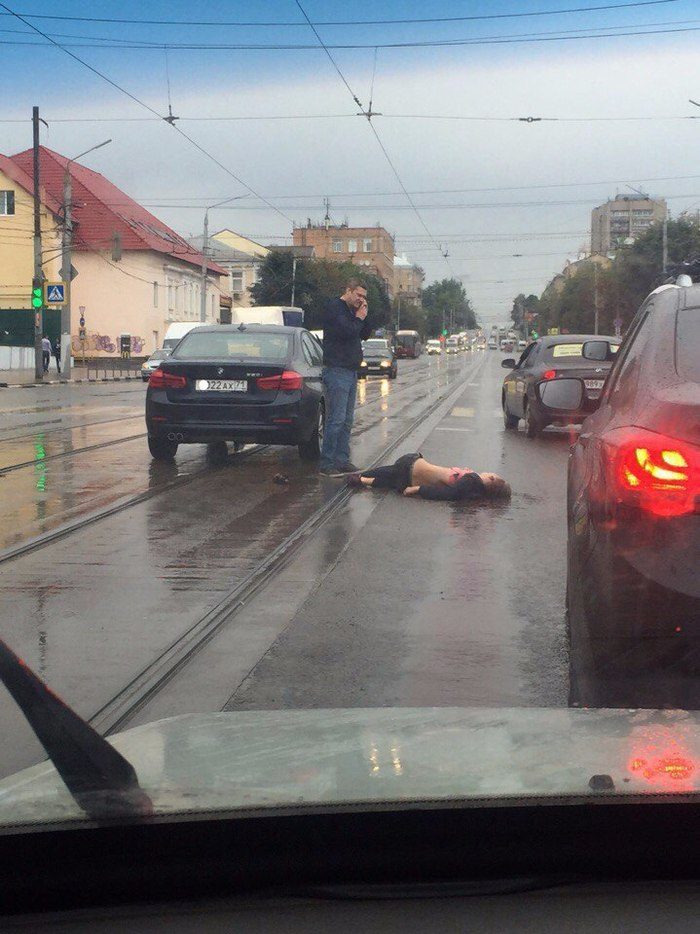 Вчера в Туле произошло ДТП со смертельным исходом ДТП, Авария, Авто, Школьники, Подростки, Жесть