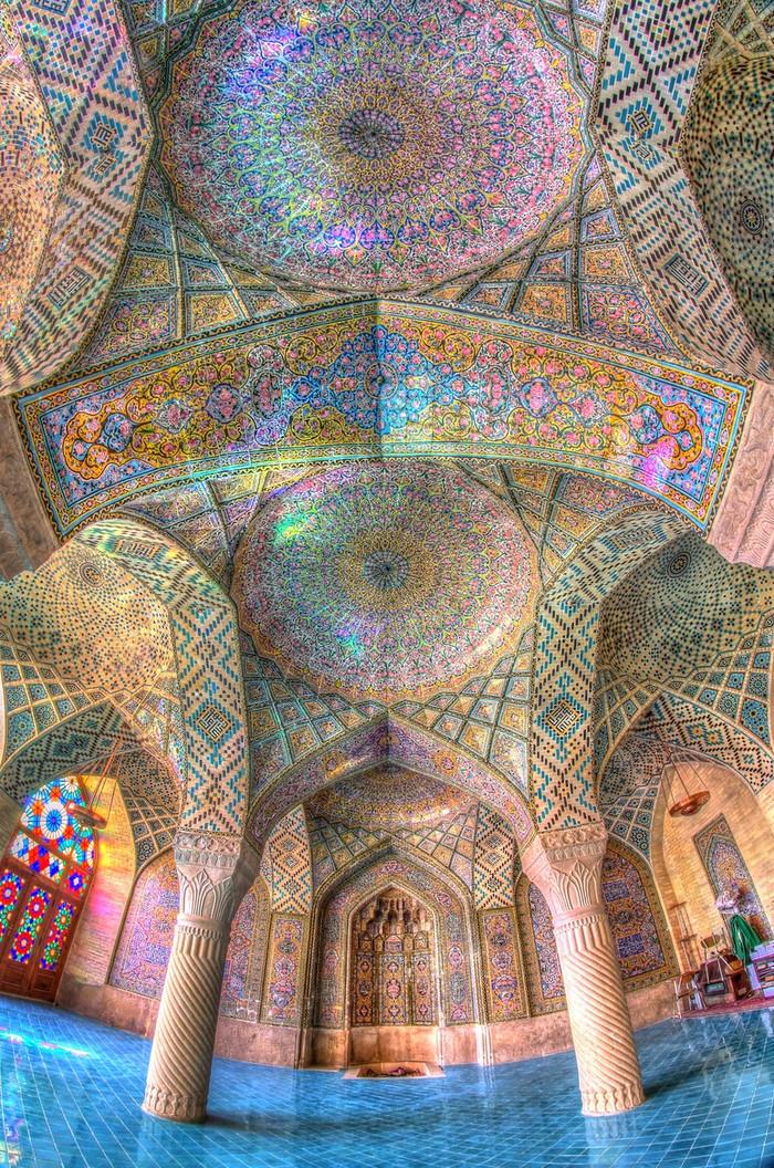 Мечеть Шах, Иран