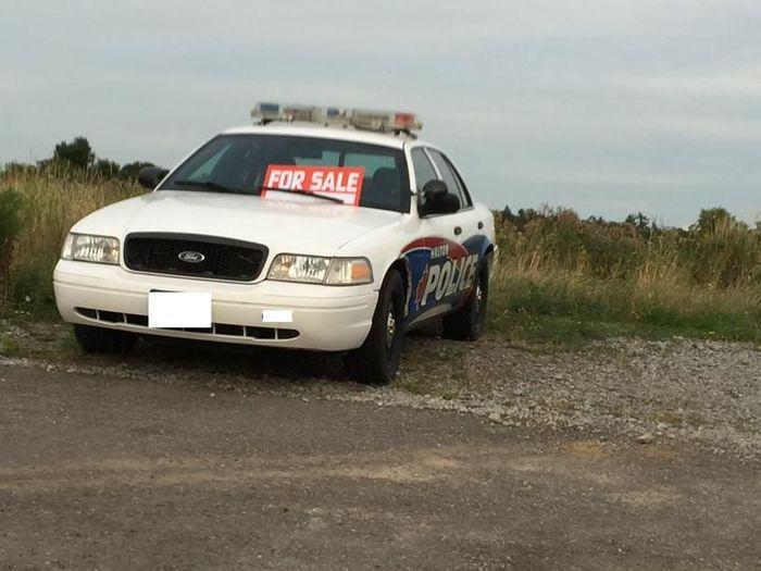 полиция США Подшутили над полицией Полиция США Машина Люди шутят