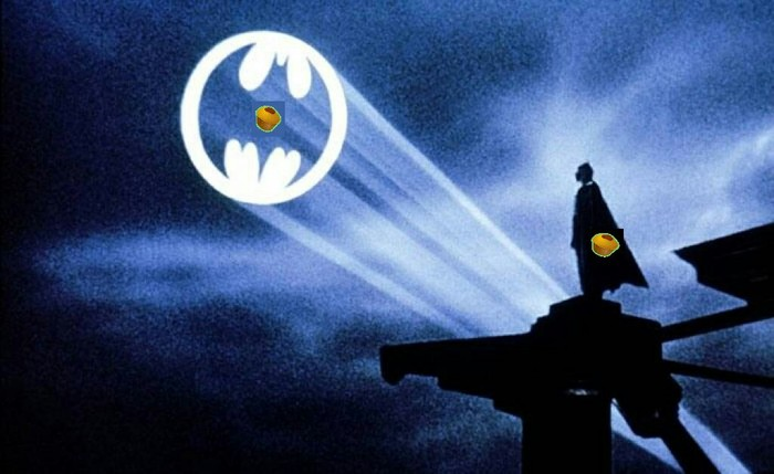 Как я вижу Pikabu прямо сейчас РитаВерниКамеру, Бэтмен