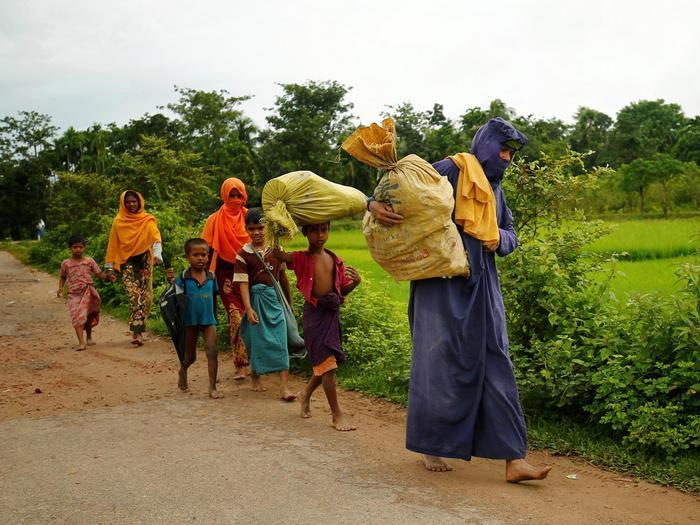 """Буддисты устроили """"геноцид мусульман"""" Новости, Мьянма, Религия, Буддисты, Мусульмане, Длиннопост"""