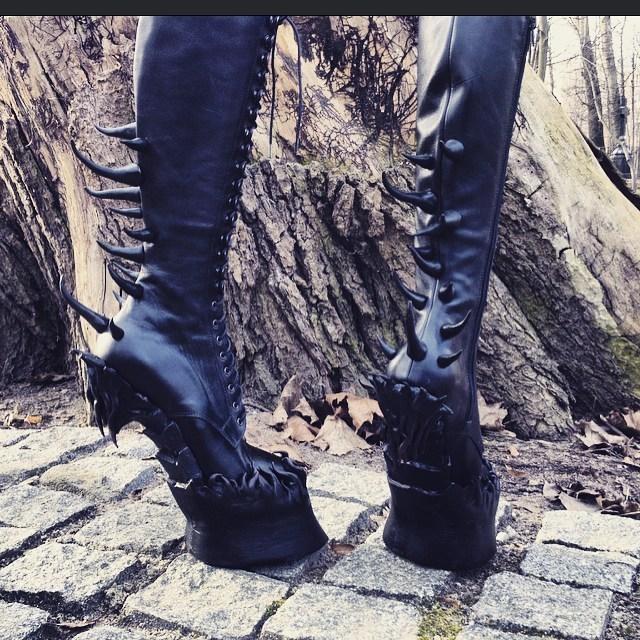 Когда у меня фантазия играет Обувь, Женская обувь, Дизайн