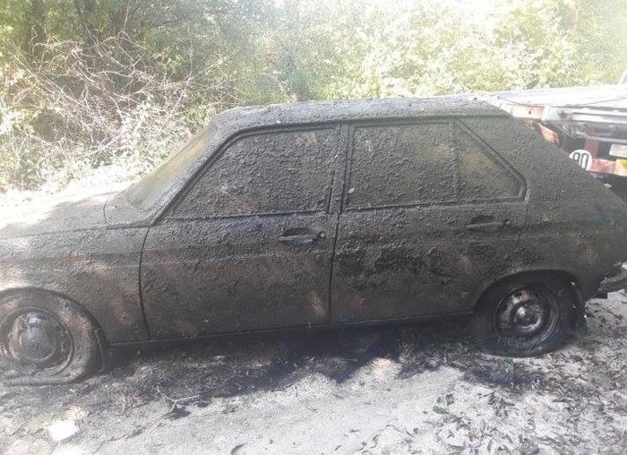 Во Франции нашли машину, угнанную 38 лет назад Находка, Угон машины, Peugeot, Через года, Длиннопост, Новости