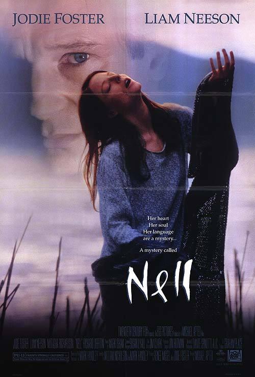 """Советую посмотреть фильм """"Нелл"""" Советую посмотреть, Джоди Фостер, Фильмы, Драма, Кино 90-х, Лиам Нисон, Длиннопост"""