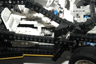 История lego technic (1992-1996) LEGO, LEGO technic, История, Игрушки, Гифка, Видео, Длиннопост