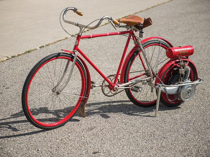 """""""О! Месье знает толк в извращениях!"""" Велосипед, Мотор, Технологии, Ух ты, Дайте две, Длиннопост, Фотография"""