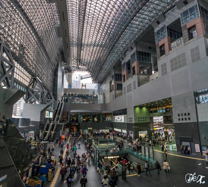 Как я ездил в Киото. День 6 + Ясио Япония, Киото, Ясио, Saitama, Путешествия, Видео, Длиннопост
