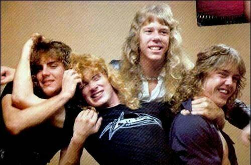 56 лет исполняется Дэйву Мастейну. Дэйв Мастейн, Megadeth, Metallica, День рождения, Рок, Metal, Длиннопост