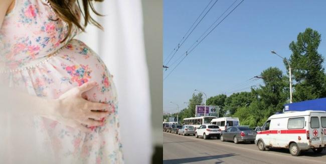 Костромичка родила ребенка в маршрутке на середине моста Кострома, Мост, Ремонт