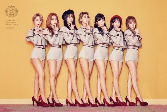 Немного Kpop групп вам в ленту k-Pop, Korean, Корея, Айдолы, Кореянки, Длиннопост