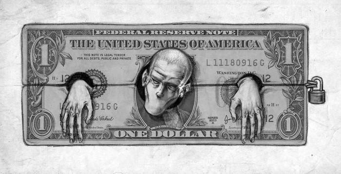 Жуткие иллюстрации о современном обществе.  (Небольшое дополнение к посту poznikidze) Иллюстрации, Человек, Жизнь, Общество, Дополнение, Длиннопост