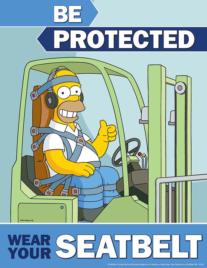 Постеры Симпсоны часть 1 (производство) Симпсоны, Постер, Производство, Сериалы, Техника безопасности, Длиннопост