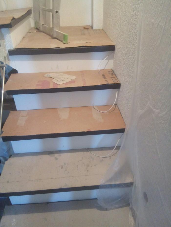 Как сделать подсветку для лестницы
