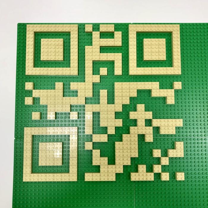 Когда у тебя много Лего Lego, Reddit, Qr-Код