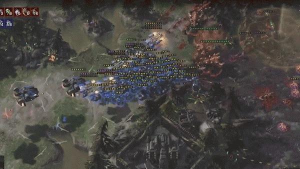 Коротко о чемпионате мира по StarCraft II Чемпионат мира, Инфографика, Starcraft, Starcraft 2, Гифка, Длиннопост