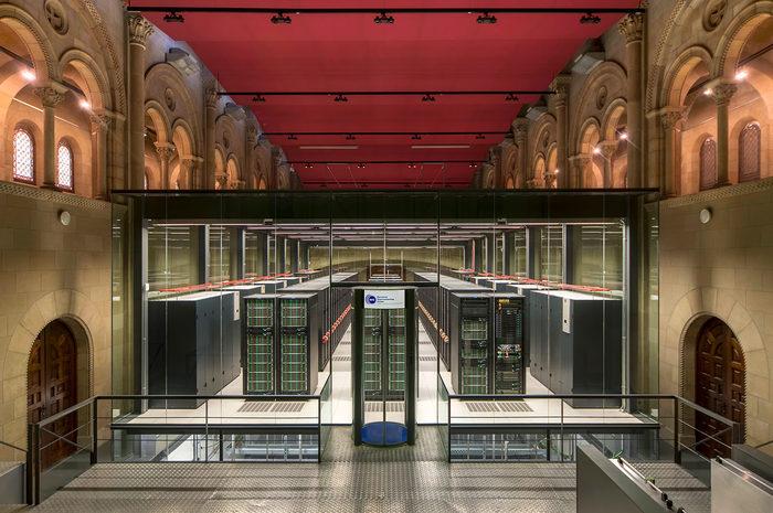 Суперкомпьютер в церкви Суперкомпьютеры, Церковь, Прогресс, Длиннопост