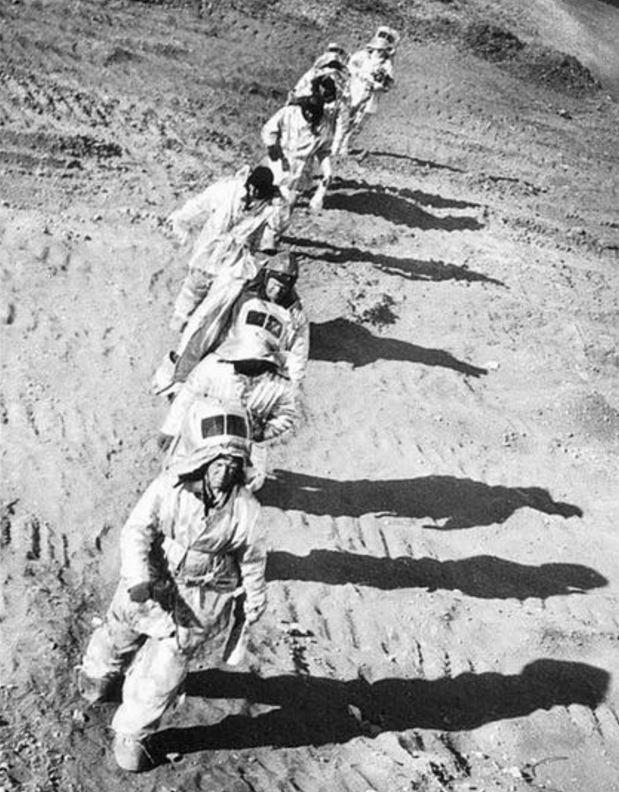 Катастрофа на Тенгизе. 32 года назад..Забытые факты Техногенная катастрофа, СССР, Пожар, Нефть, Длиннопост