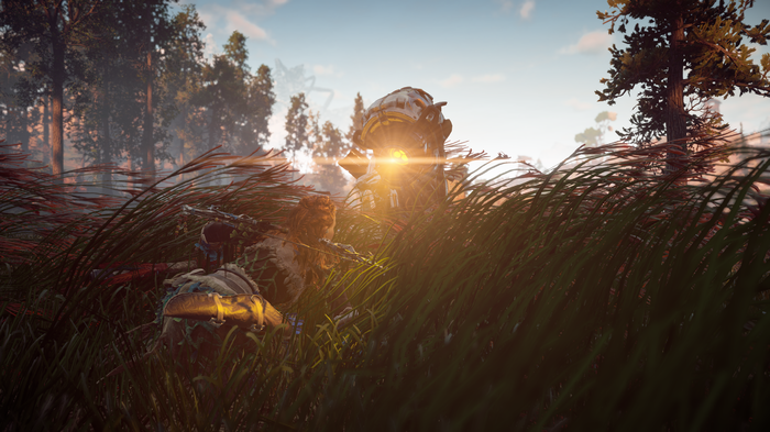 Horizon: Zero Dawn Horizon Zero Dawn, Horizon, Aloy, Playstation 4, Длиннопост