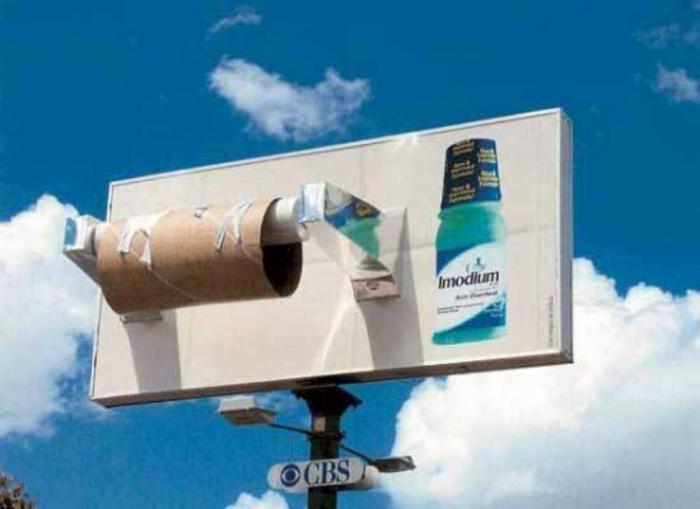 Наружная реклама. креатив, креативная реклама, наружная реклама, видео, длиннопост, подборка