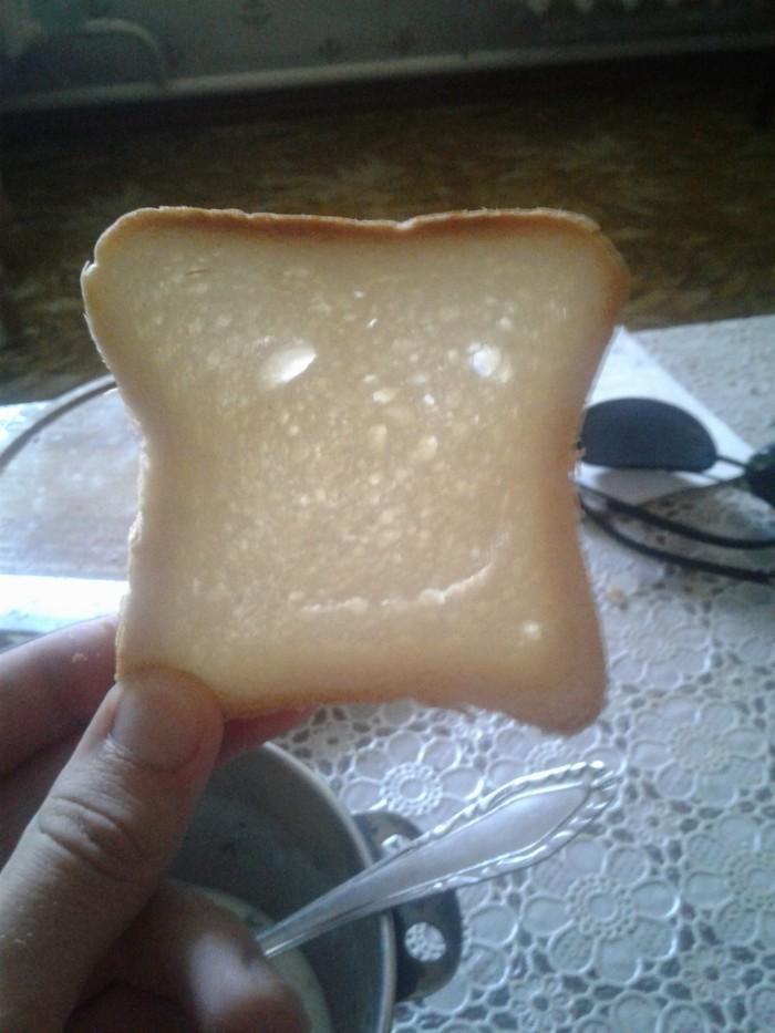 Он был мне рад, а я его съел... Хлеб, Обед, Смайл