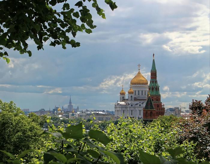 Московский пейзаж