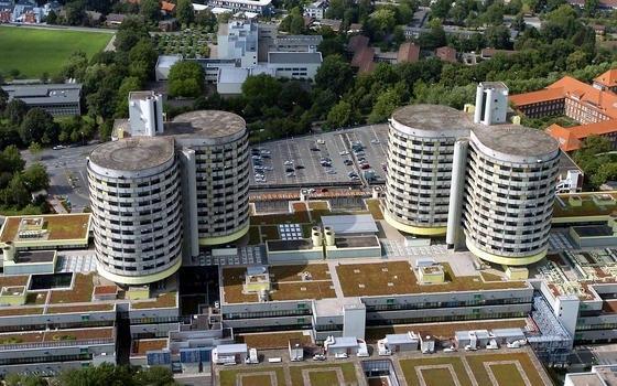 О том, как немецкая больница изнутри выглядит. Германия, Больница, Фотография, Длиннопост, Клиника, Практика, Бонуса нет